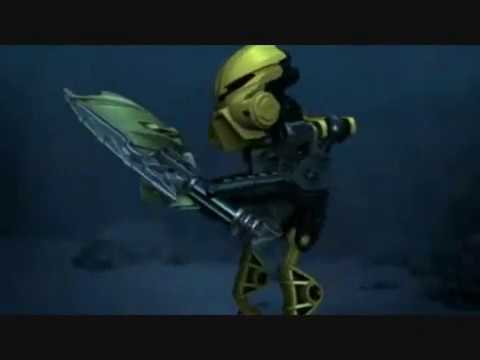 Bionicle In The End