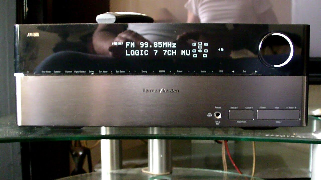 harman kardon avr 350 review youtube rh youtube com