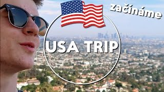 USA TRIP - Začínáme w/Martin, Pedro, House | KOVY