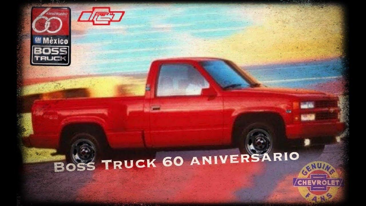 1995 Chevrolet Boss Truck 60 Aniversario