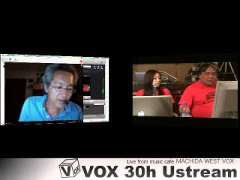 VOX 30h ustream#7