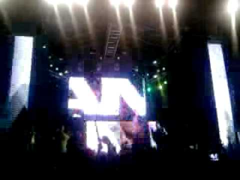 Dash Berlin - Never cry again @Six Flags Mexico