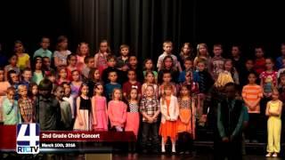 2nd Grade Choir Concert 3/10/16