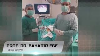 Obezite Cerrahisi Tedavisi - Prof. Dr. Bahadır Ege