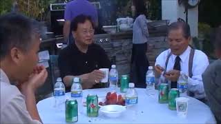 2009 김정민 집사 생일 파티 2009년 5월 30일 촬영  김정식