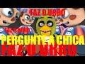 PERGUNTE A CHICA #2 - O URRO