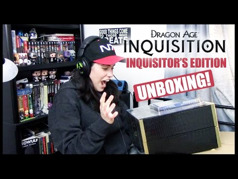 dragon-age-inquisition:-deluxe-edition-unboxing-&-more!