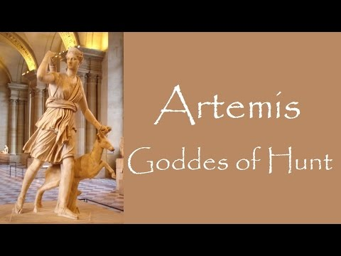 Greek Mythology: The Story of Artemis