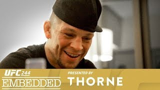UFC 244: Embedded - Эпизод 3