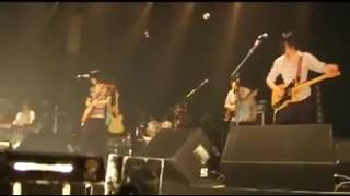 Guitar&Vocal-志村正彦 Guitar-山内総一郎 Bass-加藤慎一 Keyboard-金澤...