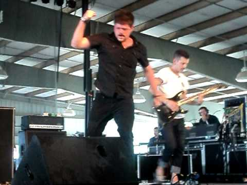 Becoming The Archetype - The Magnetic Sky LIVE at Lifest 2011