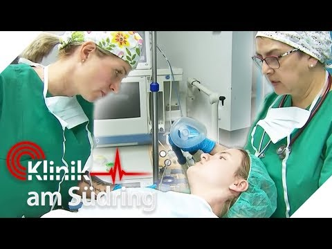 Falsches Kind operiert? Wieso will sie unbedingt in den OP?   Klinik am Südring   SAT.1