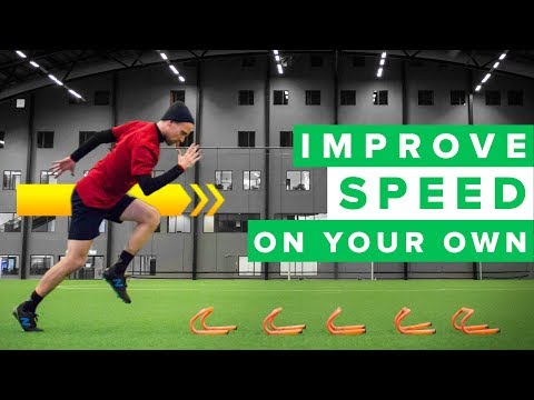 IMPROVE YOUR SPEED ON YOUR OWN