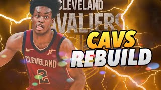Drafting JA MORANT! Cleveland Cavaliers Offseason Rebuild! NBA 2K19