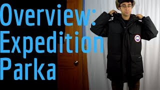 Overview: Canada Goose Expedition Parka