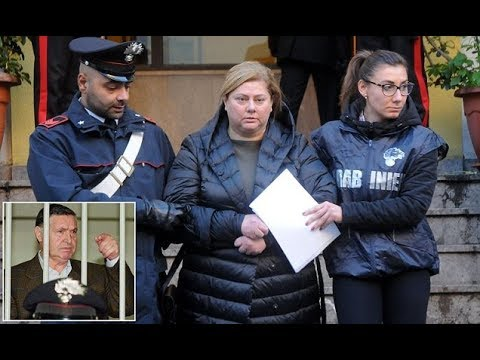 Female Sicilian Mafia mobster is arrested in Italy