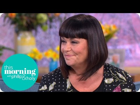Dawn French Stuns Holly and Phillip by Revealing Her Age  This Morning