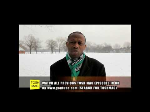 EP23 - TOSH Mag TV Show with Adefemi Olubayo, Sepp Blatter, Adebayor & more - Part 1.mpg