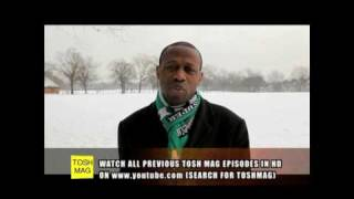 EP23 - TOSH Mag TV Show with Adefemi Olubayo, Sepp Blatter, Adebayor & more - Part 1.mpg