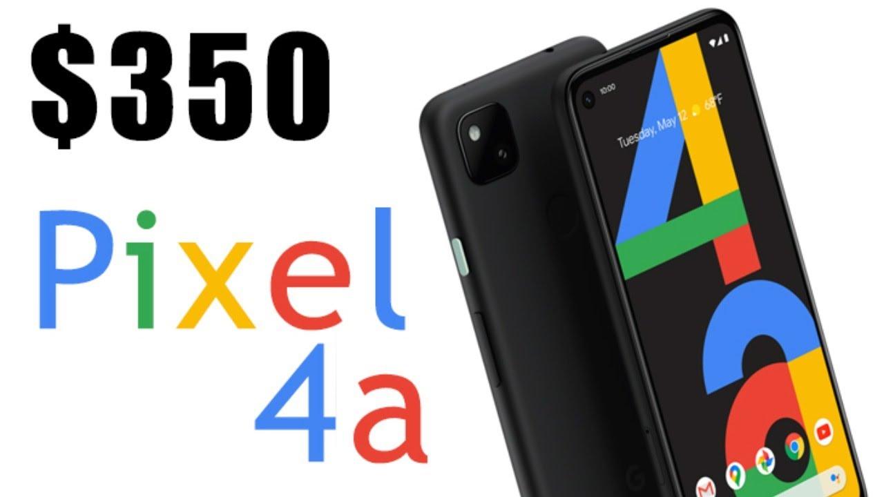გვეღირსა! Google Pixel 4a 🔥🔥🔥