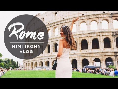 When In Rome | Mimi Ikonn Vlog