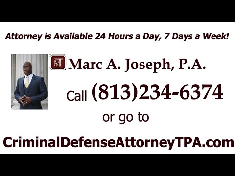 Top Criminal Defense Attorney in Tampa FL | Tampa Criminal Defense Attorney | Criminal Lawyer Tampa