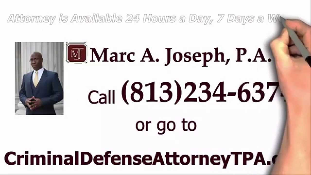 24 hour criminal attorney in tampa