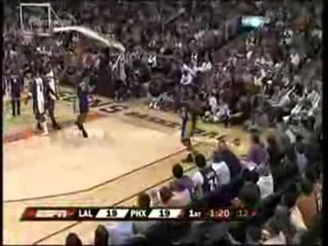 Kobe Bryant Mix - Won't Let You Down (Chamillionaire)