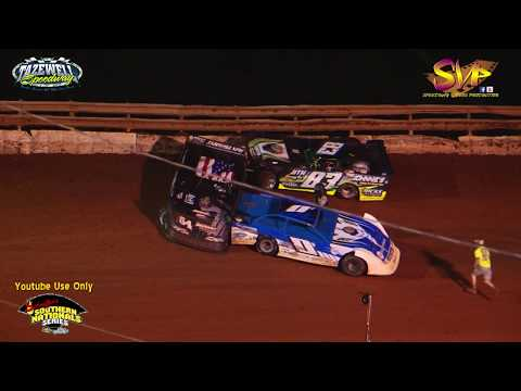 Tazewell Speedway | Southern Nationals | B Main | 7 29 17