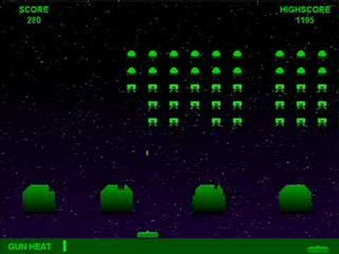 Invaders - Space Invaders in Blitz Basic