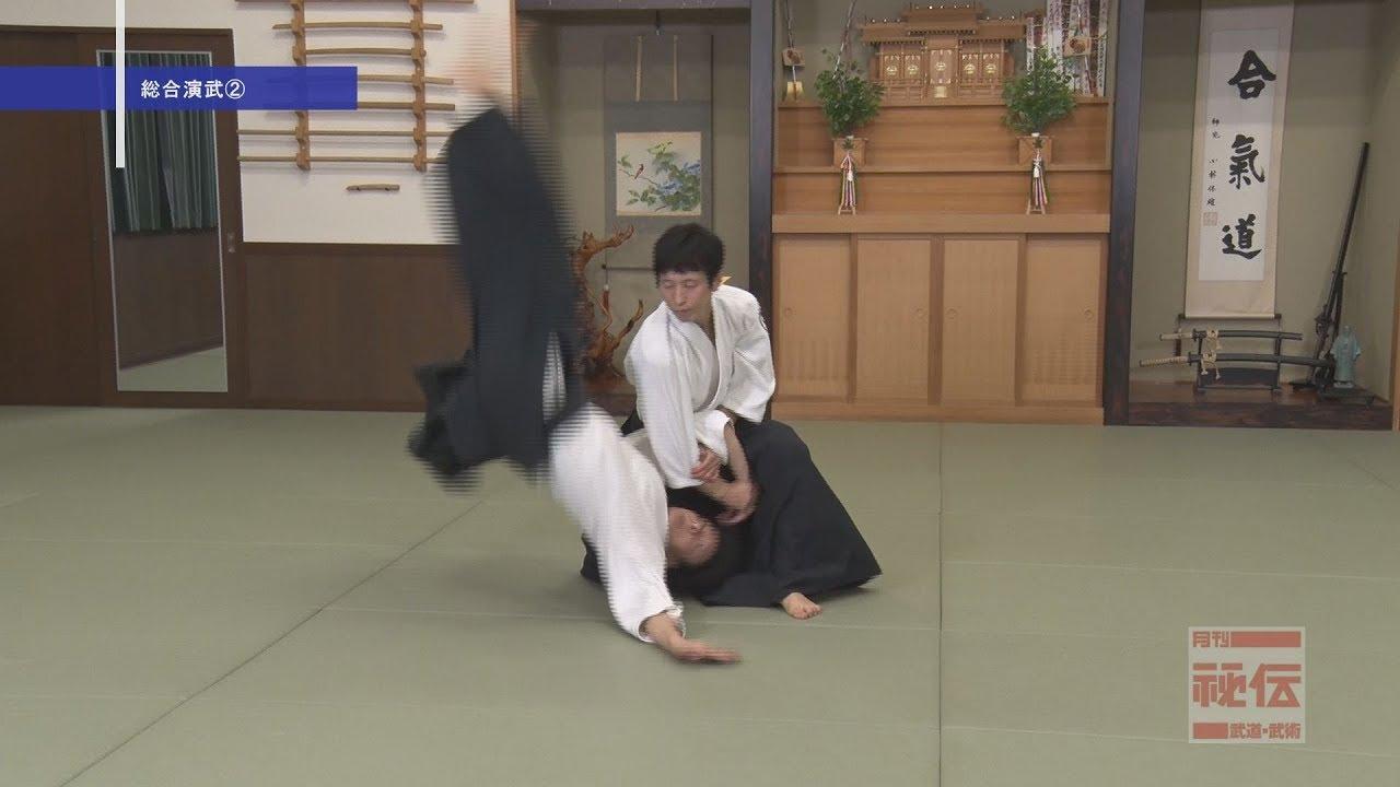 Beautiful Amazing Aikido By Ryuji Shirakawa Budo Japan