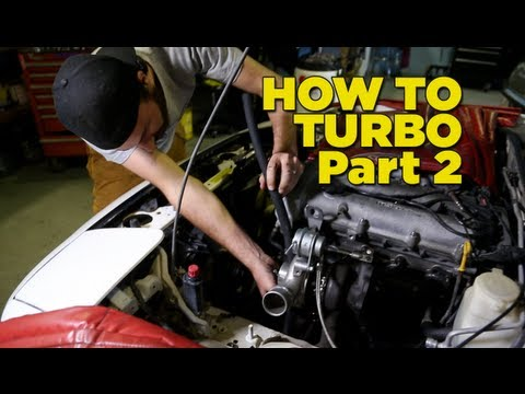 How to Turbo - Part 2
