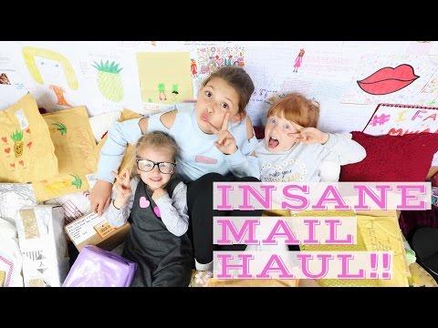 INSANE MAIL HAUL!!