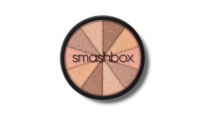 Smashbox Fusion Soft Lights Baked Starburst Youtube