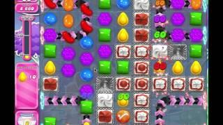Candy crush saga level 1248 HD (no booster)