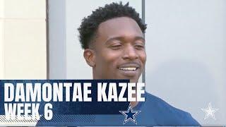 Damontae Kazee: It's A Special Group   Dallas Cowboys 2021