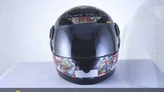 Tutorial Como trocar a viseira do seu capacete Pro Tork 788 3G