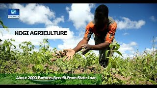 2000 Farmers Benefit From Kogi State Agri-Business Loan