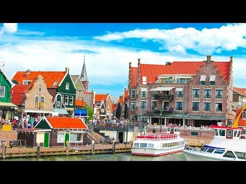 Amsterdam - Volendam & Marken
