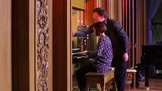 ПЕНЗАКОНЦЕРТ - Концерт органной музыки в исполнении Кирстин Грамлих (Германия)