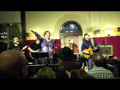 Hoedown with Sam Huber: Give Me the Country Side of Life. Juttutupa 2015-05-02