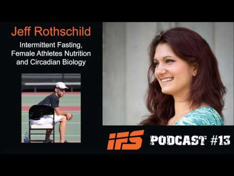 Podcast #13: Jeff Rothschild: Intermittent Fasting, Female Athletes Nutrition and Circadian Biology