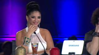 Aldo Imitación a Beyoncé Audición Ecuador Tiene Talento 3