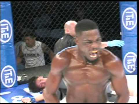 "Tyrone Jones faces off against Frank ""The Crank"" Camacho"