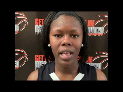 Nia Moni-Bagley (Carolina All-Stars/Jordan HS/Durham, NC) 2019 5'9 G