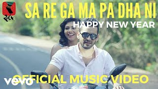 Happy New Year - Sa Re Ga Ma Pa Dha Ni | Dhananjay, Shruthi Hariharan | Raghu Dixit