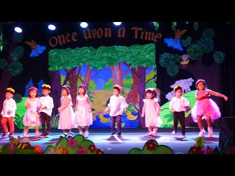 Dolphin Class Pre-Nursery Regents School Mini Concert