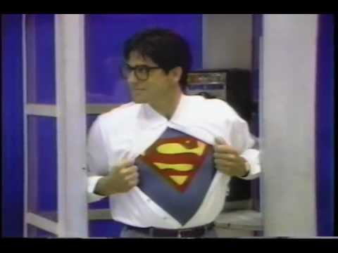 Gerard Christopher Superboy Announcement - 1989