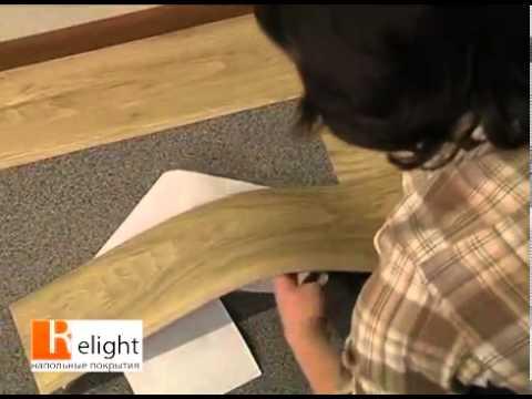 Строительный материал для идеального ремонта - виниловая плитка для пола