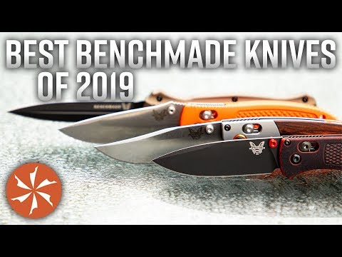 Best Benchmade Knives Of 2019 Available At KnifeCenter.com